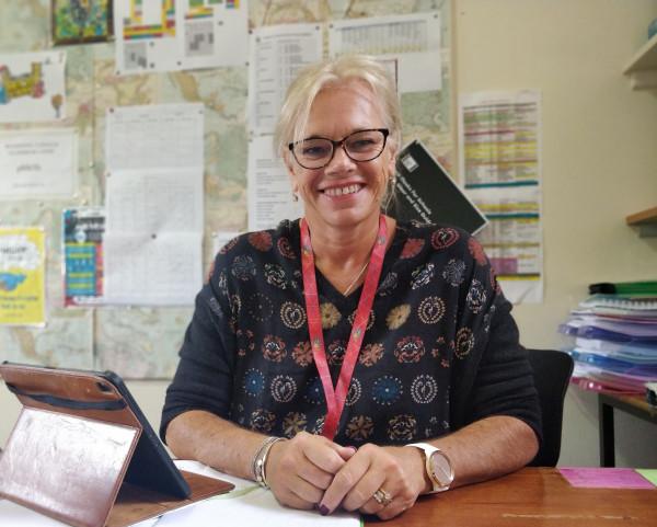 Mrs Mann